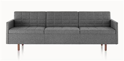 tuxedo sofa herman miller tuxedo sofa by geiger smart