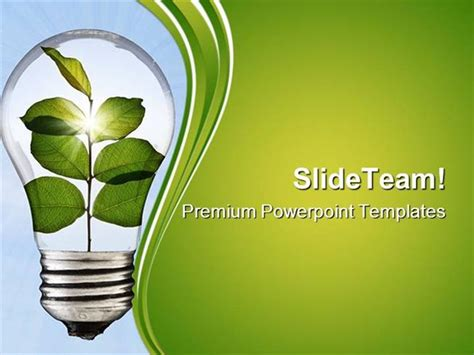 powerpoint themes green environment www pixshark com