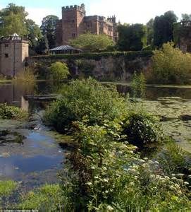 one of the last moated castles in england is for sale and one of the last moated castles in england is for sale and