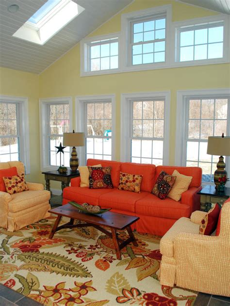 Country Style Living Room | modern furniture 2012 living room design styles from hgtv