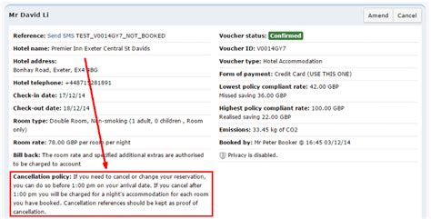 room booking policy cancel a hotel booking travel cloud 3 help