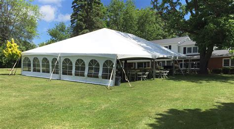 backyard wedding rentals outdoor wedding reception set up with 40 x 60 hybrid