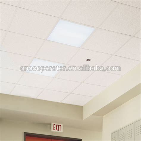 Decorative Ceiling Boards Decorative Acoustic Ceiling Board 595 595mm 595 1195mm 2