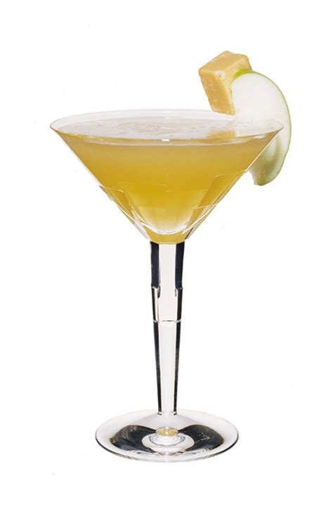Toffee Apple Martini Cocktail Recipe