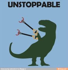 T Rex Unstoppable Meme - 1000 images about t rex on pinterest jokes dinosaurs