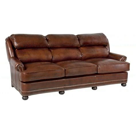 classic leather sofa classic leather hamilton sofa 53 hamilton leather sofa