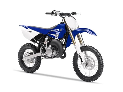 Yamaha New Yz 85cc 2017 yamaha motocross model line transworld motocross