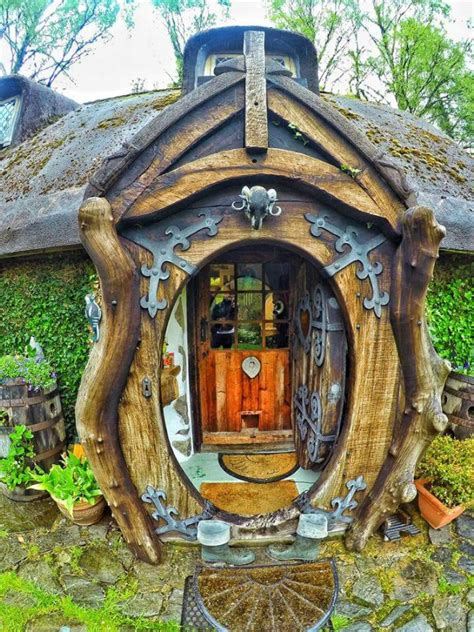 real hobbit house hobbit house in uk inspires fans of the series and tiny
