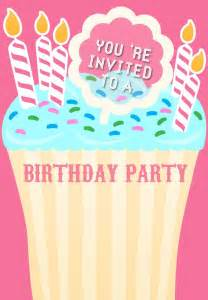 Birthday Invite Templates by 1000 Ideas About Free Printable Birthday Invitations On