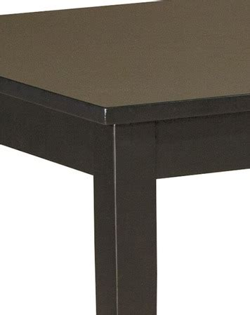 kimonte rectangular dining room table d250 25 tables kimonte rectangular dining room table by ashley home