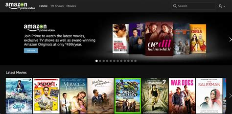 Amazon Prime Bollywood Movies by Watch Latest Hindi Movies Online Free From These Best Websites