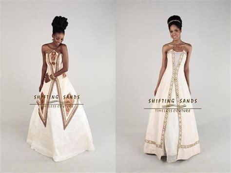 Wedding Attire Johannesburg by Shifting Sands Traditional Wedding Dresses Johannesburg
