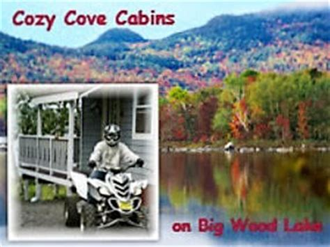 Cozy Cove Cottages by Maine Atv Jackman Maine Cabin Maine Snowmobile Trail
