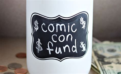 How To Make Money Fast For 15 Year Olds Online - how to save money fast for comic con comic con family