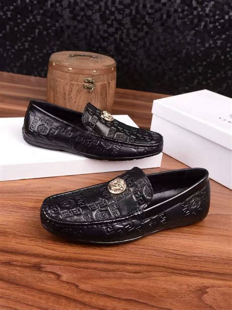 versace shoes for versace leather shoes for 489117 83 80 wholesale