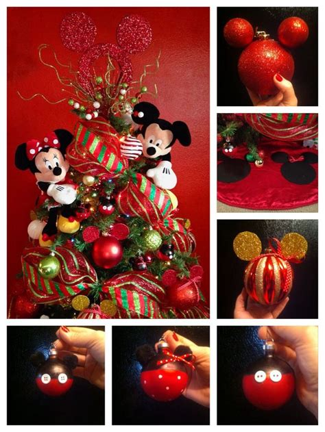 my christmas tree theme mickey mouse christmas pinterest