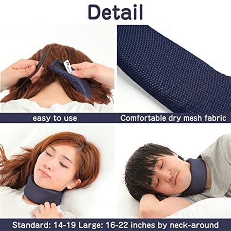 Pillow To Prevent Neck by Free Shipping Anti Snore Neck Pillow Chin Stop
