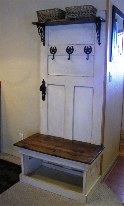 door bench plans 17 best ideas about hall tree bench on pinterest hall