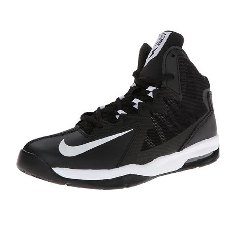 basketball shoes black nike boy s air max stutter step 2 basketball shoeskids