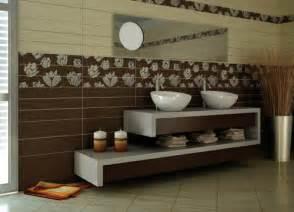 Decorative mosaic bathroom wall tiles home designs project