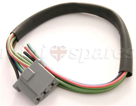 520161 mini wiper motor and loom repair wire