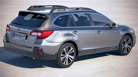 Subaru Suv 2020 by 2020 Subaru Outback Redesign Changes And Release Date