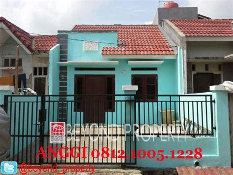 Jual Rumah Siap Huni Di Bogor rumah dijual rumah murah bangunan bagus siap huni di