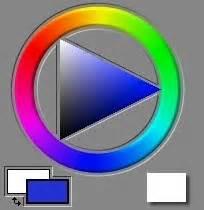 relativistic observer color