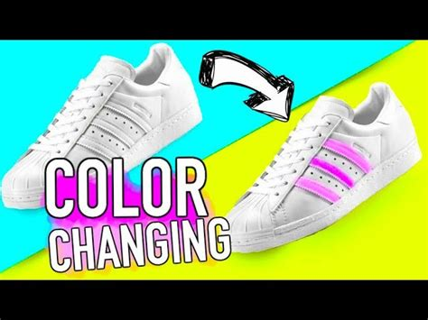 color changing sneakers diy color changing shoes diy ideas you need to try