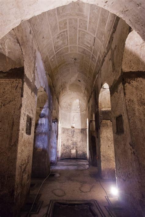 basilica porta maggiore la basilica sotterranea di porta maggiore rivede la luce