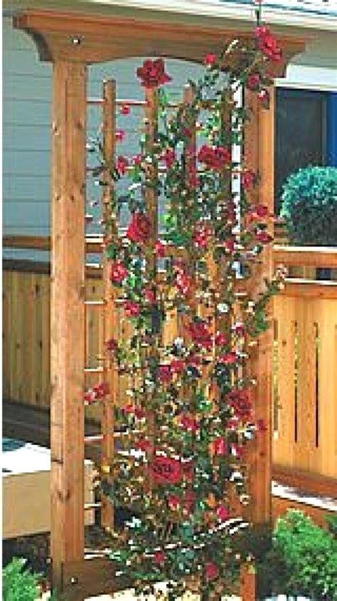 wood garden trellis designs elcorazon club