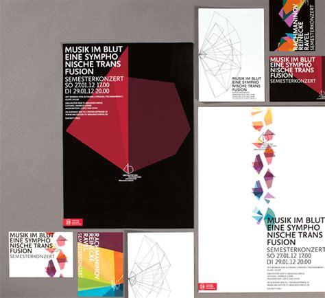 Corporate Design Vorlagen Uni Würzburg corporate design uni orchester der tu braunschweig on behance