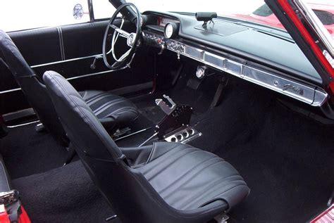 1964 Galaxie Interior by 1964 Ford Galaxie 500 Custom 2 Door Convertible 89098
