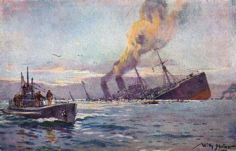 u boat aces ww1 ww1 submarines ww1 facts