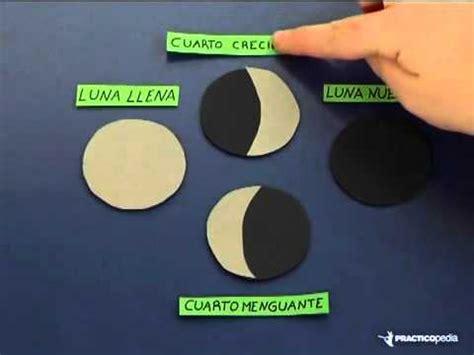 fases de la luna para ninos fases de la luna mejor esplicada youtube