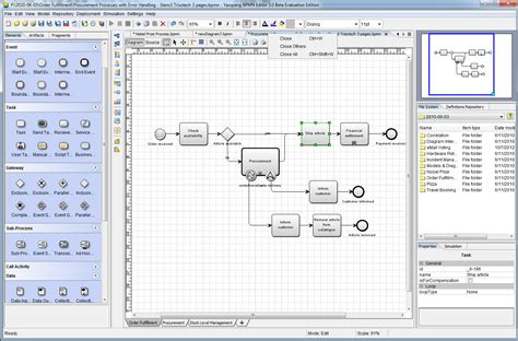 bpmn diagram tools free yaoqiang bpmn editor sourceforge net