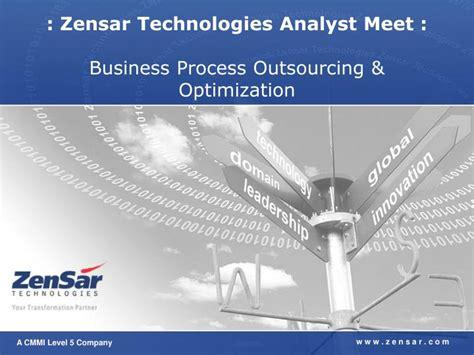 email zensar ppt zensar technologies analyst meet business