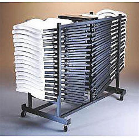 folding chair rack wheels lifetime chair cart best home design 2018