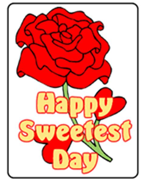 happy sweetest day printable greeting cards templates