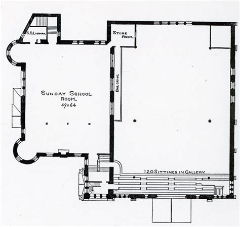 romanesque church floor plan romanesque church floor plan