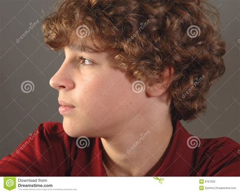 12 year olds first hairs handsome 12 year old boy stock photo image of background
