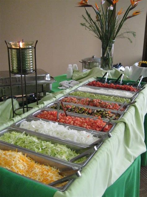 best 25 cooking for a crowd ideas on pinterest recipes 25 best ideas about taco bar buffet on pinterest taco