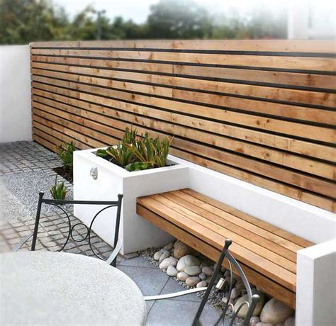 modern planter bench modern planters indoors and out the interior collective