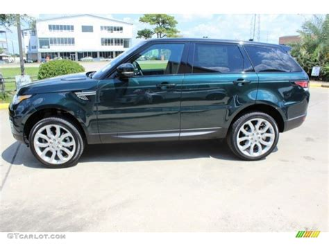 land rover metallic aintree green metallic 2016 land rover range rover sport
