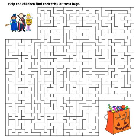 printable corn maze free worksheets 187 printable halloween mazes free math