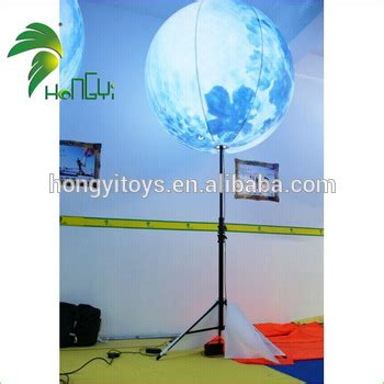 Moon Shaped Balloon customized moon shaped lighting balloon