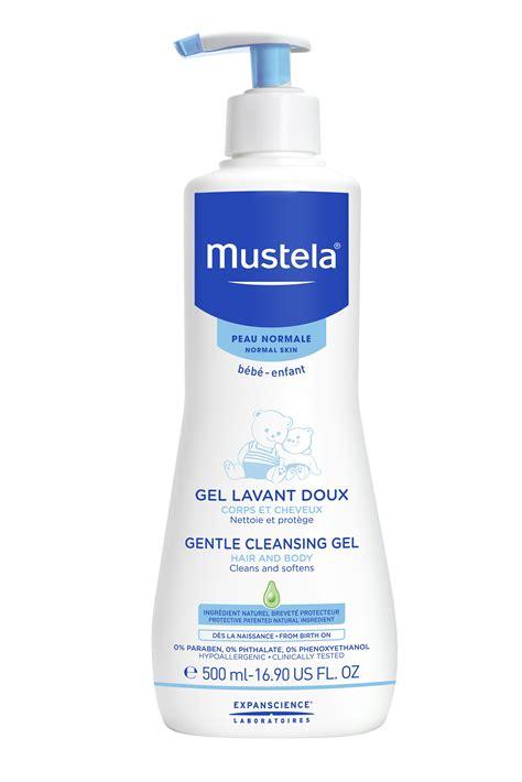 Mustela Bebe Dermo Cleansing Gel 500ml Promo 2 Pk Free Topi T2909 mustela gentle cleansing gel for hair 500ml dermo cleansing gel exp 07 20 pupsik