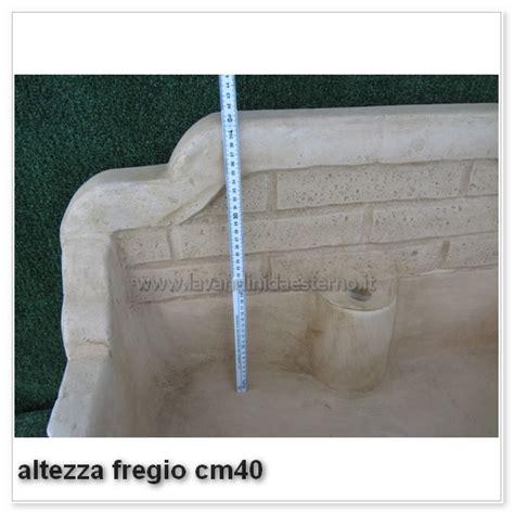 lavabo da giardino acquaio da esterno vasca nonna matilde aq9110 mt