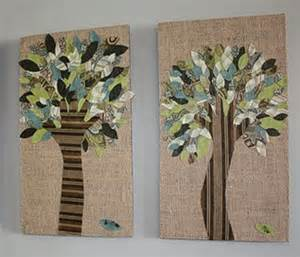 fabric home decor ideas home decoration with burlap and sisal twine