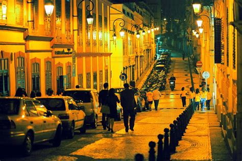 Macau Top Sy T2909 guide to the nightlife in macau